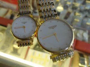Đồng hồ đôi siêu mỏng 2 kim Longines L4.635.2