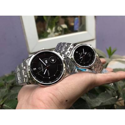 Đồng hồ đôi sunrise dm782swa - ssd chính hãng