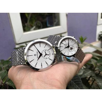 Đồng hồ đôi sunrise dm784swa - sst chính hãng