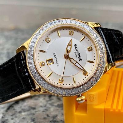 Đồng hồ lắc nữ sunrise 2193BA - kbdt chính hãng