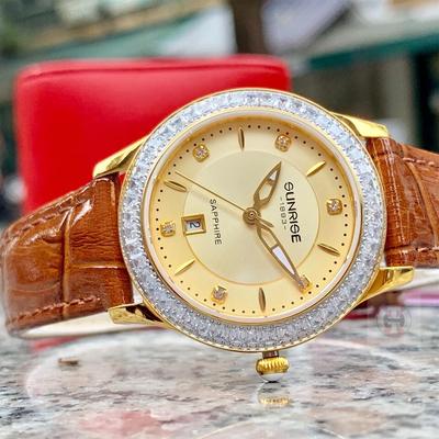 Đồng hồ lắc nữ sunrise 2193BA - kbrv chính hãng
