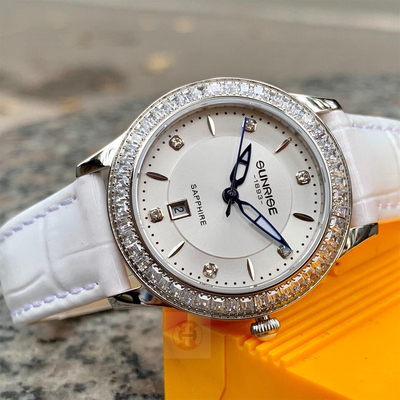 Đồng hồ lắc nữ sunrise 2193BA - swt chính hãng