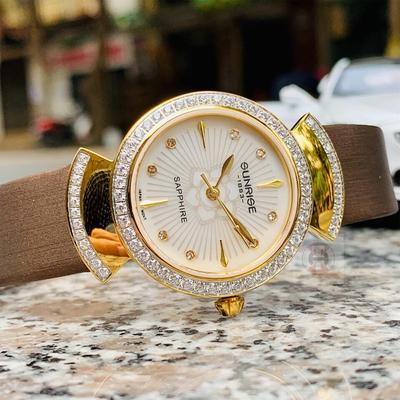 Đồng hồ lắc nữ sunrise 2207BB - kbrt chính hãng
