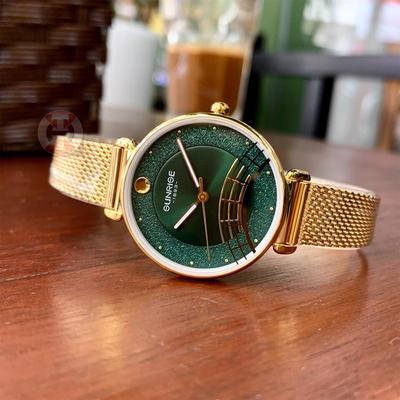 Đồng hồ lắc nữ sunrise 9805sa - lkb chính hãng