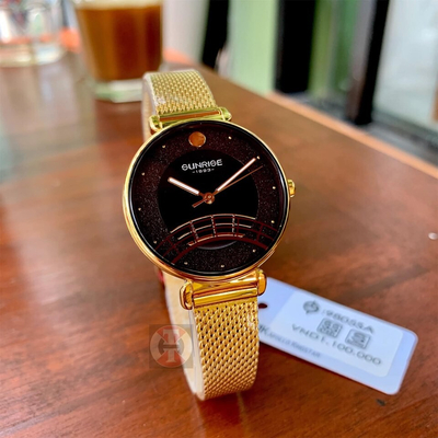 Đồng hồ lắc nữ sunrise 9805sa - lkd chính hãng