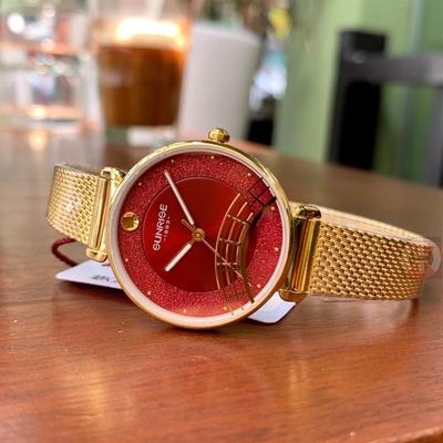 Đồng hồ lắc nữ sunrise 9805sa - lkr chính hãng