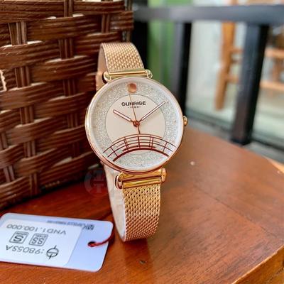 Đồng hồ lắc nữ sunrise 9805sa - lkrt chính hãng