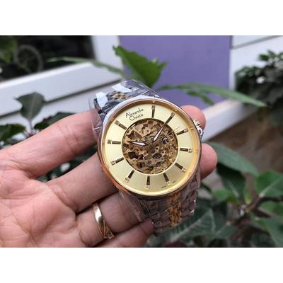 Đồng hồ nam alexandre christie 8a185a - mtggo chính hãng