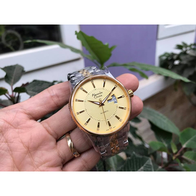 Đồng hồ nam alexandre christie 8a186a-mtggo chính hãng