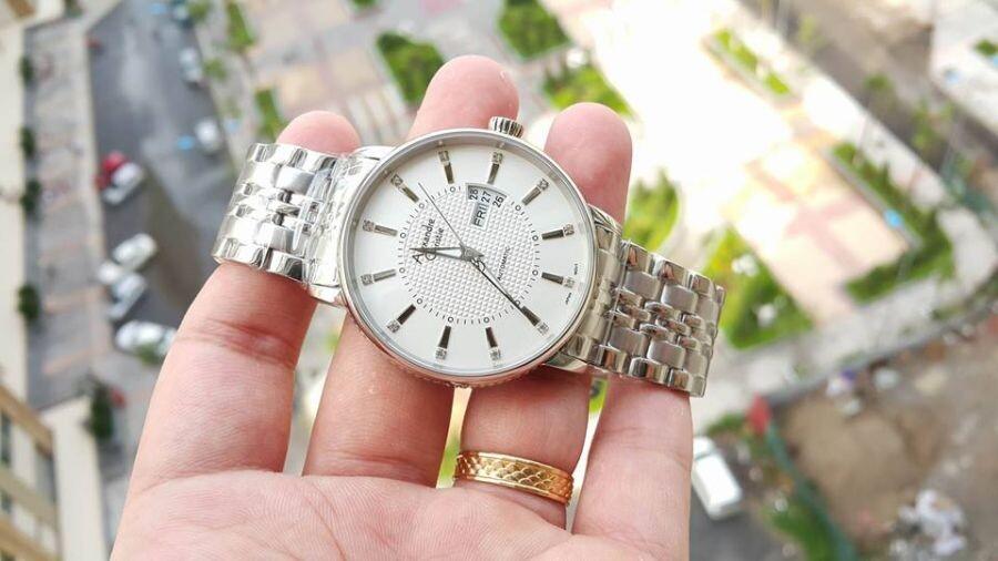 Đồng hồ Alexandre Christie AC8A186AMS-T
