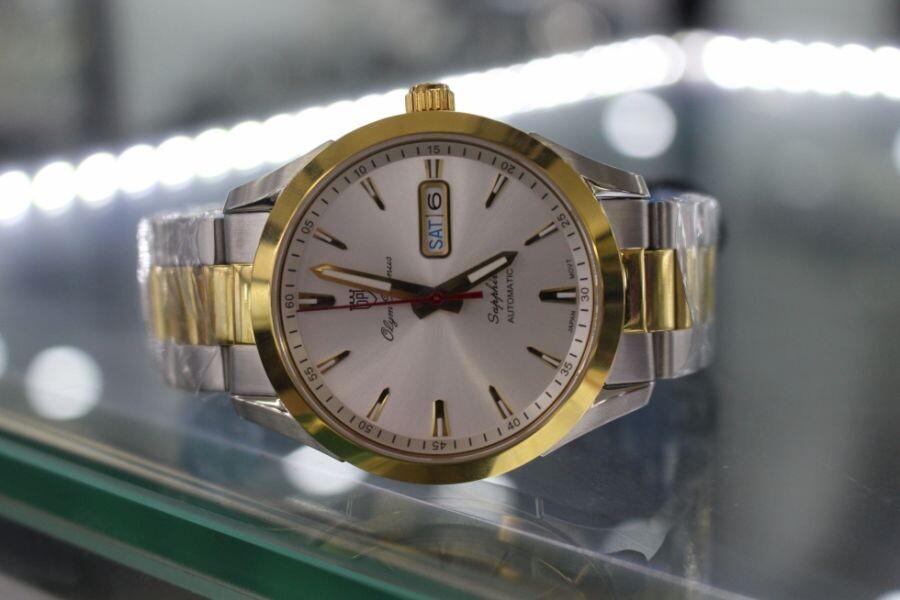 Đồng hồ Olym Pianus OP8974AMSK-T