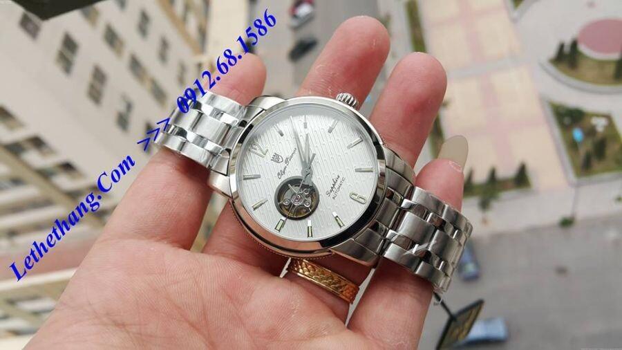 Đồng hồ Olym Pianus OP990-132AMS-T