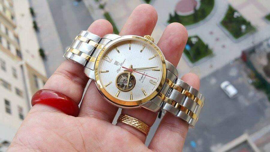 Đồng hồ Olym Pianus OP990-132AMSK-T