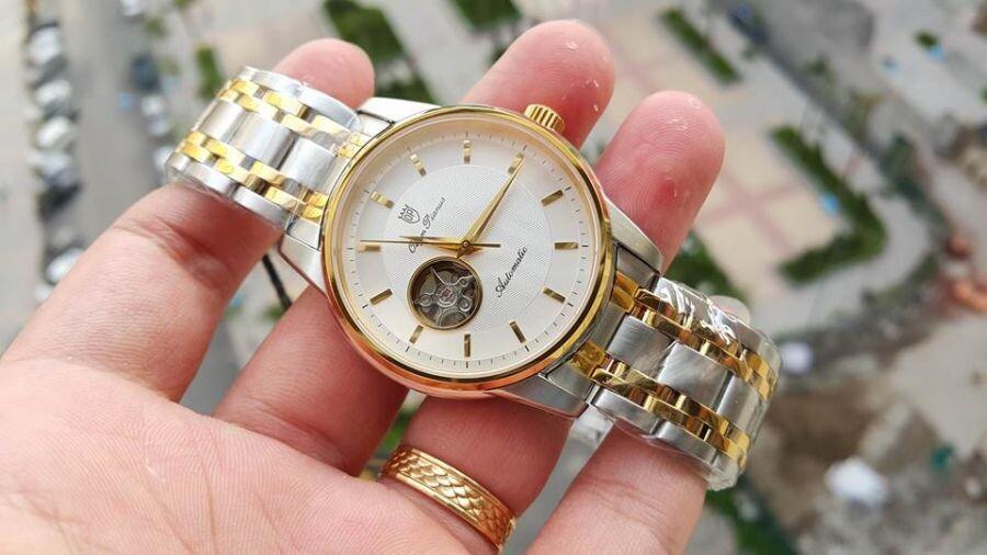 Đồng hồ Olym Pianus OP990-162AMSK-T