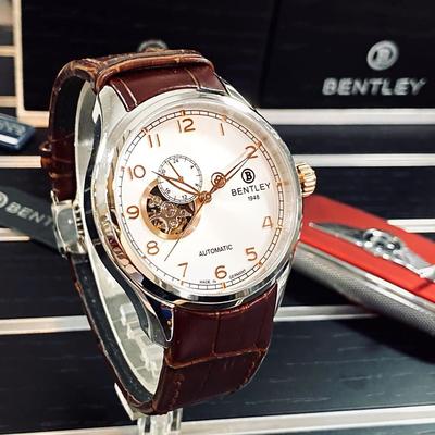 ✅ Đồng hồ nam BENTLEY BL1832-25MWWI-R-AMS-GL-TR chính hãng ✅