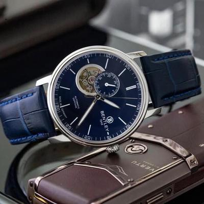 ✅ Đồng hồ nam BENTLEY BL1832-25MWNN chính hãng ✅