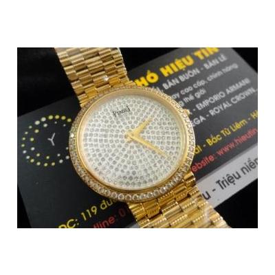 Đồng hồ nam cao cấp Piaget diamond 18k gold G0a37048