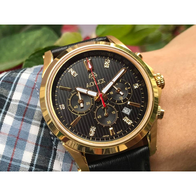 Đồng hồ nam chính hãng Aolix al 7050g - lkd
