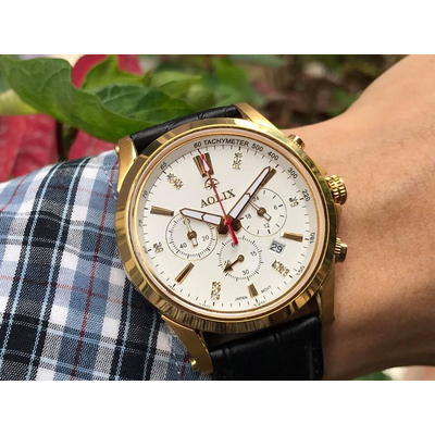 Đồng hồ nam chính hãng Aolix al 7050g - lkt
