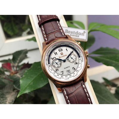 Đồng hồ nam chính hãng Bestdon BD9936G - lkrt