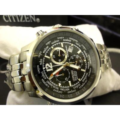 Đồng hồ nam Citizen Chronograph AT-0365-56e