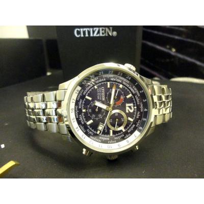 Đồng hồ nam Citizen Chronograph AT-0365-56L