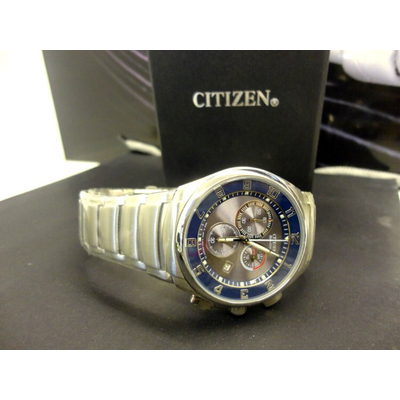 Đồng hồ nam Citizen Chronograph AT0690-55E