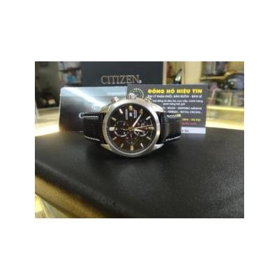 Đồng hồ nam Citizen Chronograph titanium CA0020-05e