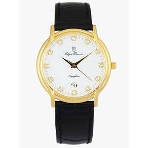 Đồng hồ nam dây da Olym Pianus OP151-02MK-GL-T