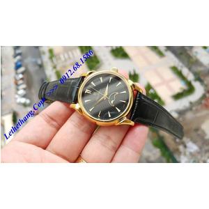Đồng hồ nam dây da Olym Pianus OP68021-05MK-GL-D