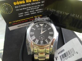 Đồng hồ nam Emporio Armani AR0680