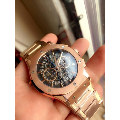 Đồng hồ nam Hublot chronograph automatic Stainless Steel HBL041