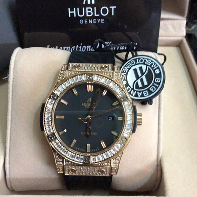 Đồng hồ nam Hublot diamond classic automatic HBL030
