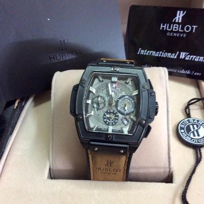 Đồng hồ nam Hublot Senna Chronograph HBL025