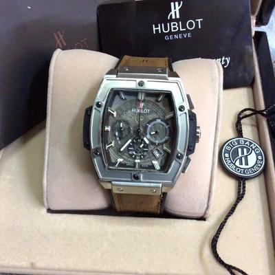 Đồng hồ nam Hublot Senna Chronograph HBL026