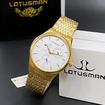 Đồng hồ nam Lotusman M741B.GGW