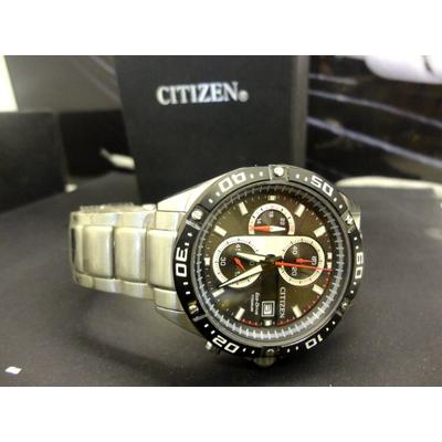 Đồng hồ nam nhật bản Citizen Chronograph CA0030-52E