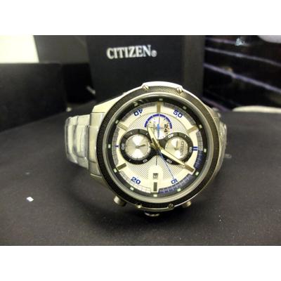 Đồng hồ nam nhật bản Citizen Chronograph CA0121-51A