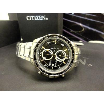 Đồng hồ nam nhật bản Citizen Chronograph CA0341-52E