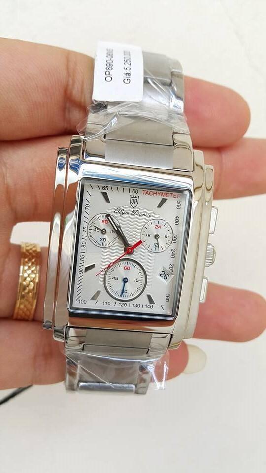 Đồng hồ nam Olym Pianus OP890-06MS