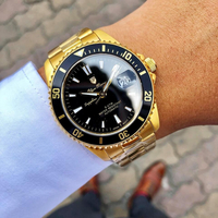 Đồng hồ nam Olym Pianus OP89983AMK-D