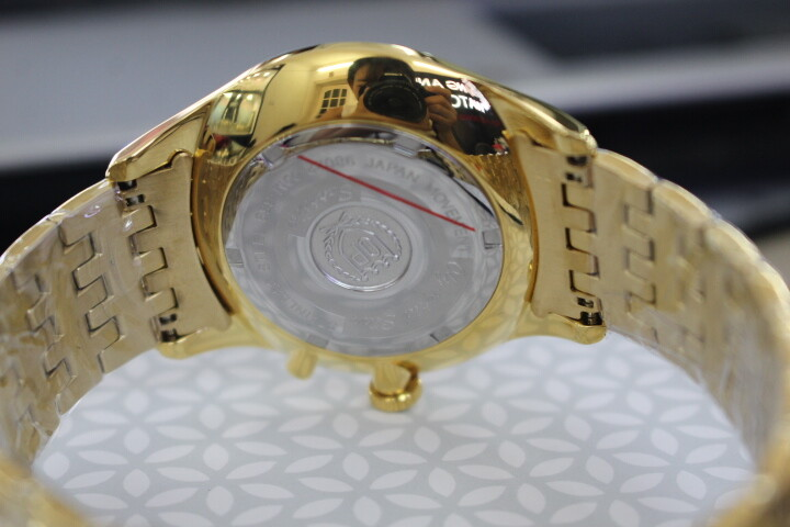 Đồng hồ nam Olympia Star OPA98022-00MK-T