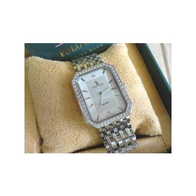 Đồng hồ nam Polo Gold Pog-3005DM-trắng