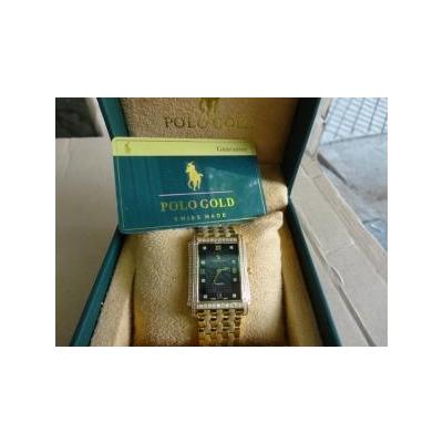 Đồng hồ nam Polo gold Pog-3603DDM