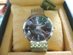 Đồng hồ nam Polo Gold Pog-8145M