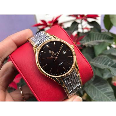 Đồng hồ nam Polo Gold Pog2605m - skd chính hãng