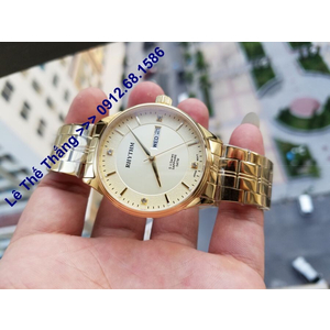 Đồng hồ Rhythm GS1603S08