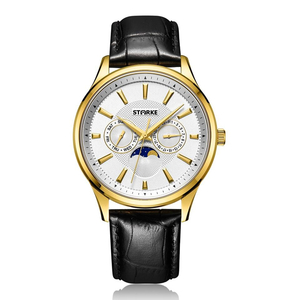 Đồng hồ nam STARKE SK027PM-GLT (dây đen)