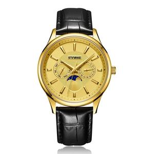 Đồng hồ nam STARKE SK027PM-GLV (dây đen)