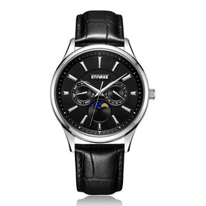 Đồng hồ nam STARKE SK027PM-WLD (dây đen)